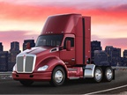 Kenworth plans to build two proof-of-concept Kenworth T680 Day Cab