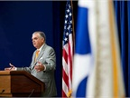 Secretary of Transportation Ray LaHood announced that he will leave the Obama administration once a successor is confirmed.