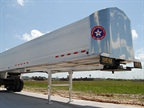 Vantage Lone Star end dump trailer.