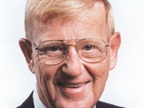 Lou Holtz Photo courtesy of Vipar Heavy Duty