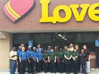 Love's 564 in Columbus, Miss.: Photo via Love's