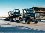 Mack Trucks today announced several new enhancements to its Mack Granite Medium Heavy Duty (MHD) model, increasing its versatility. Photo: Mack Trucks