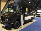 <p><strong>The new van&rsquo;s chassis is manufactured by Freightliner Custom Chassis Corp. and is powered by Agility&rsquo;s purpose-built CNG powertrain system.</strong><em> Photo by Steven Martinez.</em></p>