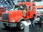 Navistar's booth at this year's MATS. Photo: Sven-Erik Lindstrand