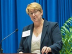 Photo of Heidi King, deputy administrator of NHTSA, courtesy of that agency.