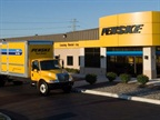 The new Norton, Mass. location of Penske Truck Leasing. Photo: Penske Truck Leasing