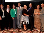 NPTC feted Hall of Fame drivers and their wives at its convention this week. From left: Tina and Roger Herron, Janet and Bob Purcell, Deb and Ray Sanderson, and Maizelette and Nathan Tandel.