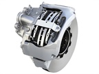 Meritor s optimized EX+ air disc brake
