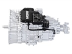 Paccar's 12-speed automated transmission. Image: Paccar