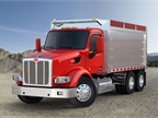 Photo of Peterbilt 567 courtesy of Paccar.