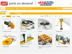 The SAF Holland parts on demand page. Courtesy of SAF Holland
