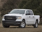 Photo of 2019 Ram 1500 Tradesman courtesy of FCA.