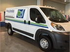 Photo of Ram ProMaster powered by propane autogas courtesy of Alliance AutoGas.