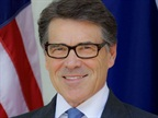 Former Texas Governor Rick Perry. Photo via Omnitracs