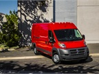 Photo of Ram ProMaster van courtesy of FCA US.