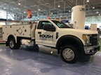 Photo of ROUSH CleanTech Ford F-450 courtesy of ROUSH CleanTech.