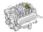 Engine image coutesy of ROUSH CleanTech
