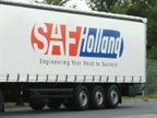 SAF Holland is bringing its electronic catalog up to date and focusing on field sales and timely order fulfilment. Photo: SAF Holland