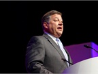 Rep. Bill Shuster addressing ATA meeting in Philadelphia on Oct. 19. Photo: Evan Lockridge