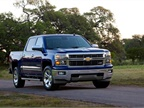 Photo of 2014-MY Chevrolet Silverado courtesy of GM.
