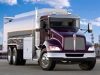 Kenworth T370 fuel tanker Photo: Kenworth