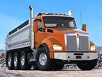 Kenworth T880 Vocational Truck. Photo via Kenworth