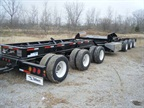 Talbert 6 Axle Steer Dolly: Photo via Talbert Manufacturing