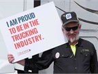 Photo: Trucking Moves America Forward
