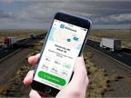 The Truckloads App from Trucker Path. Photo: Trucker Path