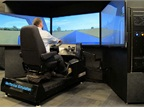 The National Transportation Safety Board will soon be using an innovative driving simulator made by the Mechanical Simulation Corp.