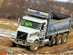 The Volvo VHD 200. Photo courtesy of Volvo Trucks
