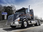 Volvo's new VNX is designed for heavy haul and severe service vocational.