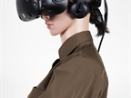 VR headsets like this one are being used to train UPS drivers. Photo: