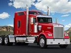 Kenworth - W900L Studio Sleeper. Photo: Kenworth