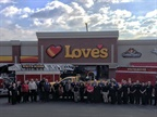 Love s new location in White House, Tenn. Photo: Love s