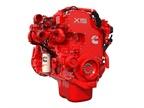 Cummins X15 Efficiency diesel's advanced combustion design