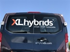 Photo courtesy of XL Hybrids.