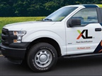 CPS Energy has purchased 34 XLP Plug-In Hybrid Electric Ford F-150 pickup trucks. Photo: XL