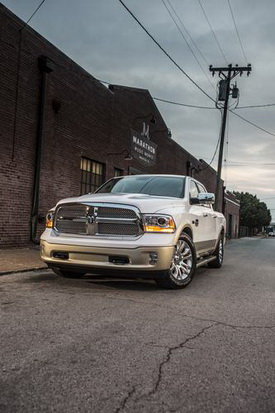 Ram 1500's fuel-saving and ride-enhancing improvements helped it win journalists' 2013 Truck of the Year award.
