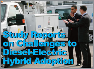 President Obama has supported tax incentives for hybrid vehicles.