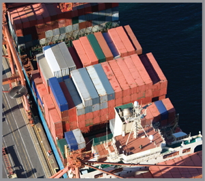 Retail container cargo is expected to total 973,872 TEU in February, a 16 percent rise over February 2009.