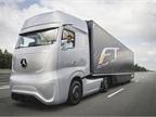 Daimler Trucks Unveils Mercedes-Benz Future Truck