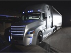 Photos: Freightliner's Hoover Dam Inspiration