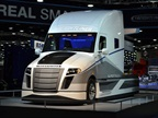 Photos: Freightliner Unveils SuperTruck