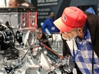 Mid-America Trucking Show 2014 - Day 1
