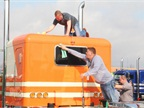 Photos: Show Trucks at Mid-America Trucking Show