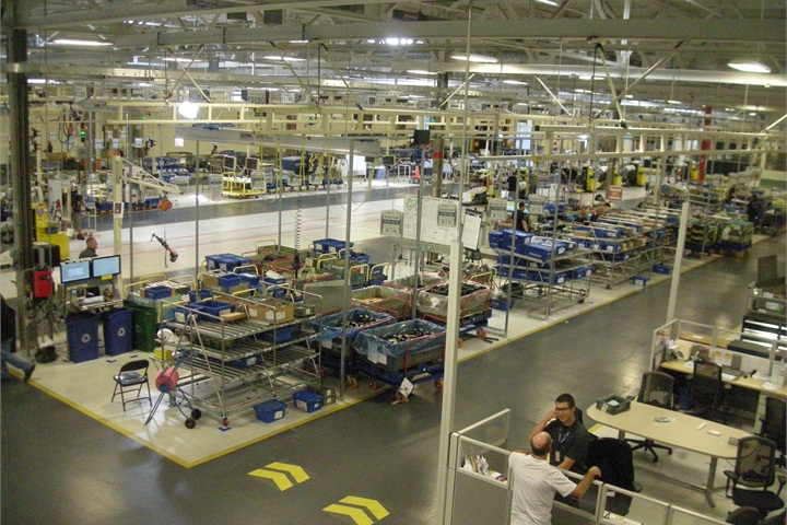 Mack Truck Assembly Plant Tour