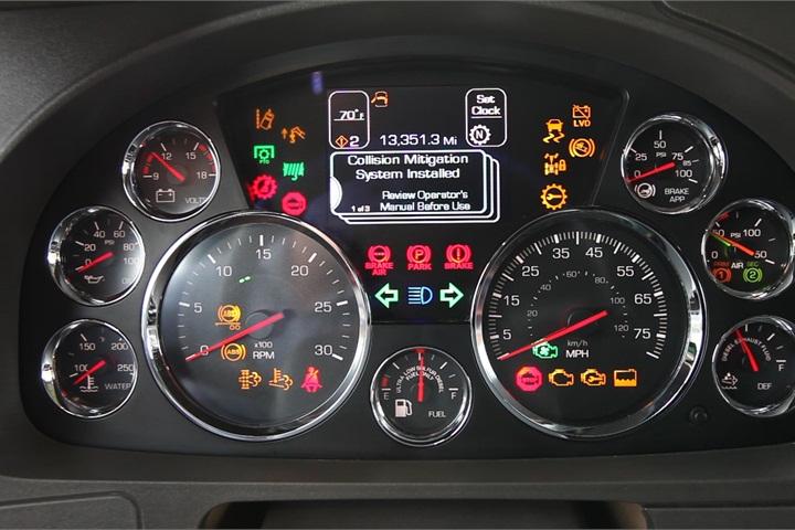 Kenworth Dash Warning Lights Lightneasy