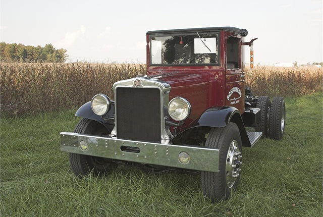 1931 Kenworth Model N — Dave Schroyer, Celina, Ohio