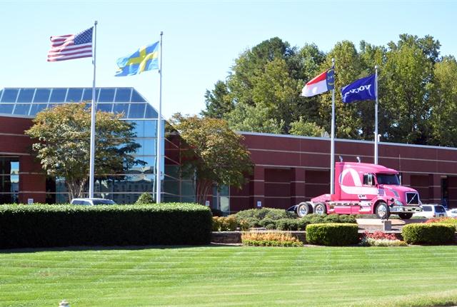Volvo Trucks North America S Corporate Headquarters Is